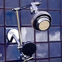 Double Shower Head with Super 5 and ADS - Product Image